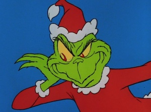 Evil Christmas Characters.What If Christmas The Grinch Thought Doesn T Come From A